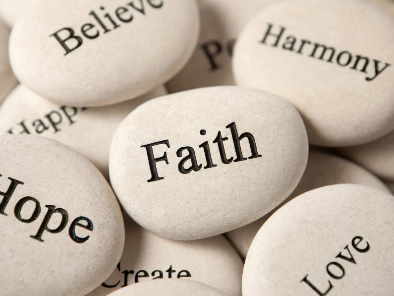 Mit Vertrauen in die Gelassenheit – wie viel Vertrauen hast DU?